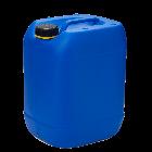 Kanister 20l blau 900g. 61er Öffnung mit UN-X-Gefahrgut- und Lebensmittelzulassung