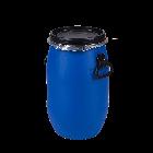 Kunststoffdeckelfass 30l STANDARD mit Gefahrgutzulassung