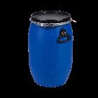 Kunststoffdeckelfass 60l STANDARD mit Gefahrgutzulassung