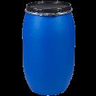 Kunststoffdeckelfass 220l STANDARD mit Gefahrgutzulassung